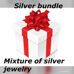 Mystery bundle silver jewelry